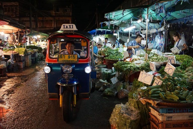 Our Mission: To Support Tuk Tuk Drivers to Earn a Decent Income