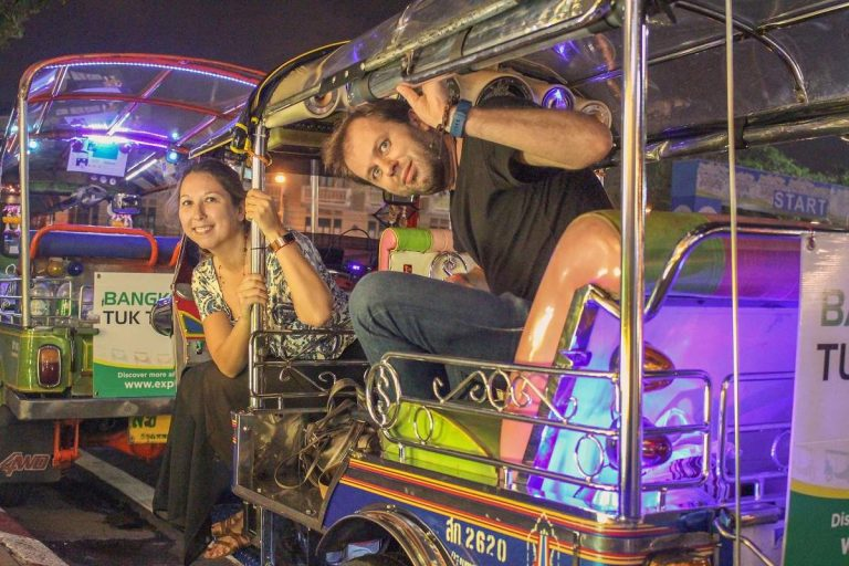 What Our Tuk Tuks Can Offer